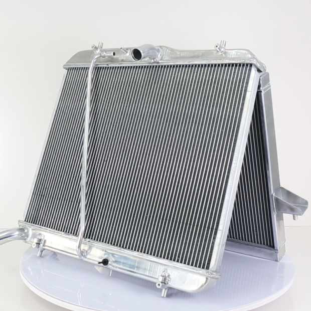 Full Aluminum Auto Car Mazda Radiator for OEM L328-15-200A/B pictures & photos