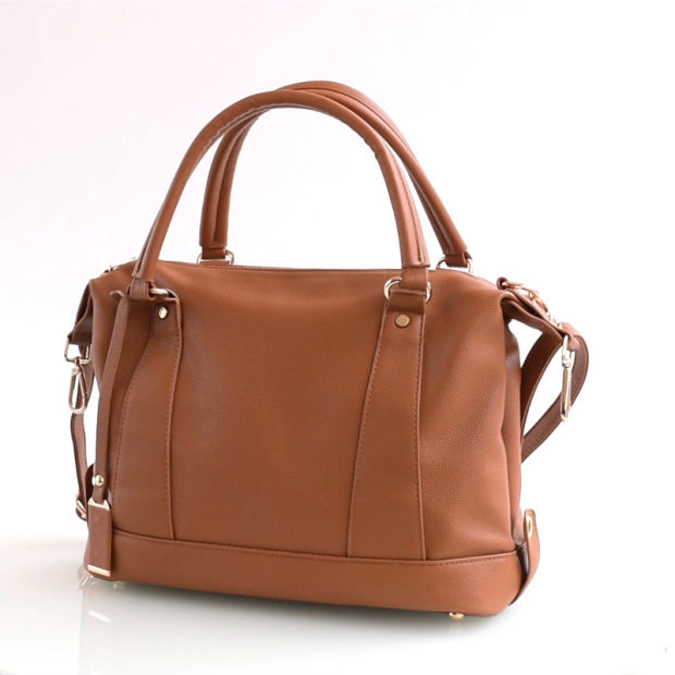 f7245aa25 China Fashion Europe Style Grain PU Leather Ladies Shoulder Sling ...