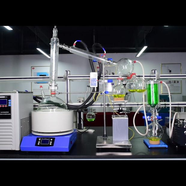 China Factory Price Lab Chemical Short Path Distillation Kit