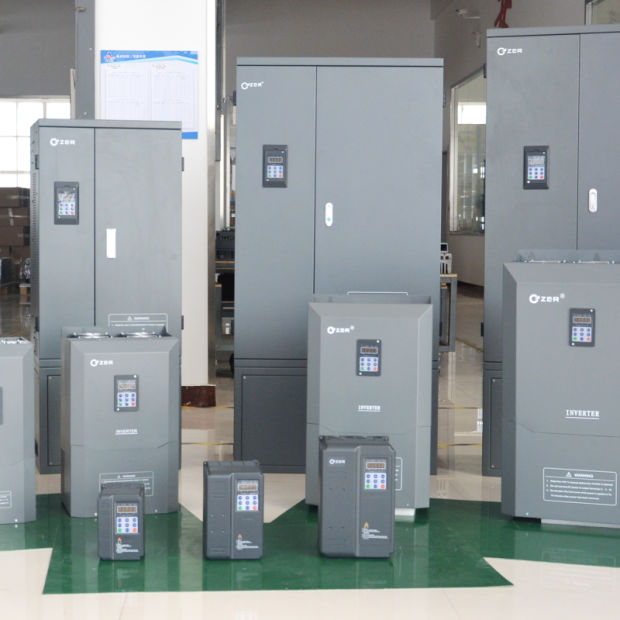 China Three Phase AC Drive Variable Frequency Drive Inverter VFD ...