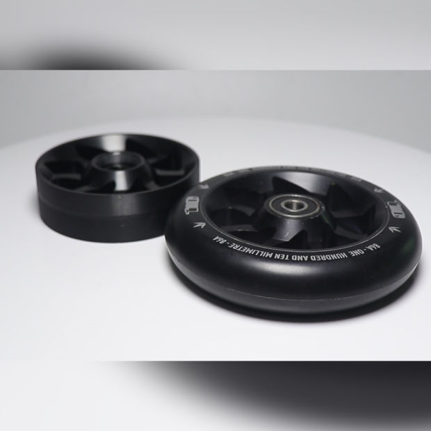 Wholesale Aluminum-Alloy Stunt PRO Scooter Wheel, High Precision CNC Turning Part pictures & photos