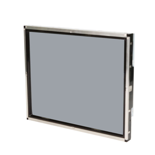 Cjtouch 17 Inch IR Touch Screen Monitor for Kiosk pictures & photos