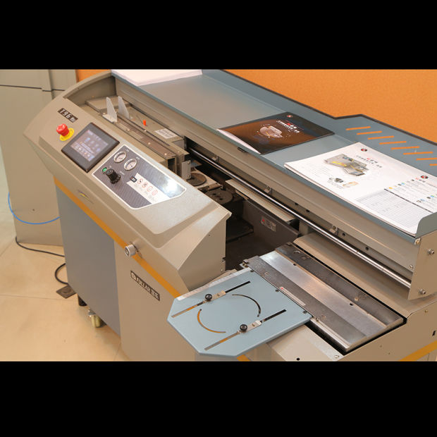 180 Degree Open Layflat Manu Photobook Photo Book Making Hot PUR Glue Binding Machine pictures & photos