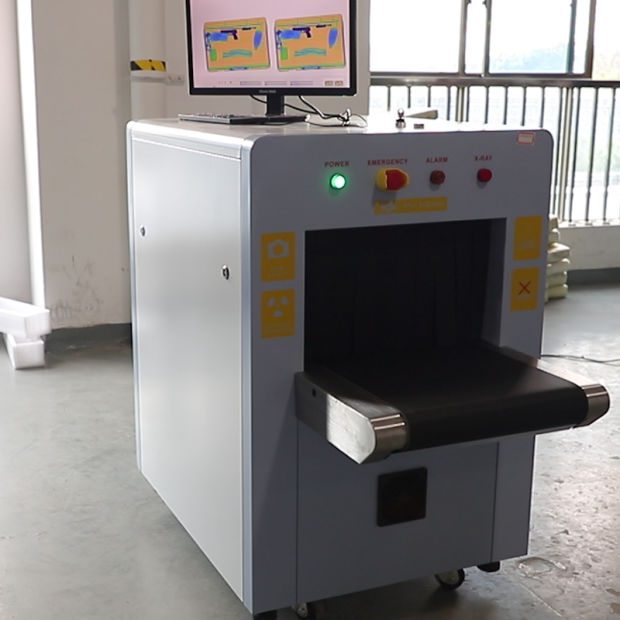 Cheapest Th5030A Single Energy OEM Security X-ray Baggage & Luggage Inspection Screening Scanning Machine - Biggest Manufacturer pictures & photos