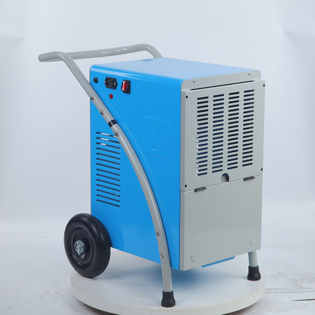 New Refrigerant R290 Commercial Dehumidifier Portable Hotel Air Dryer 50L/D pictures & photos