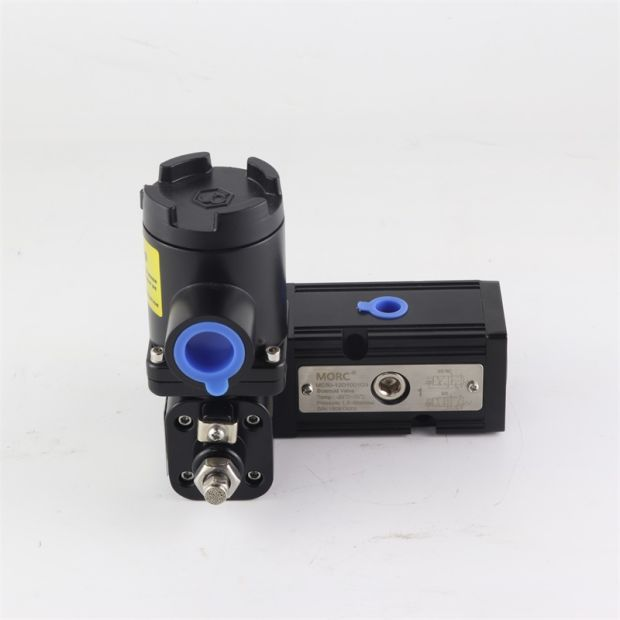 Pilot Operated Air Explosion Proof Solenoid Valve pictures & photos