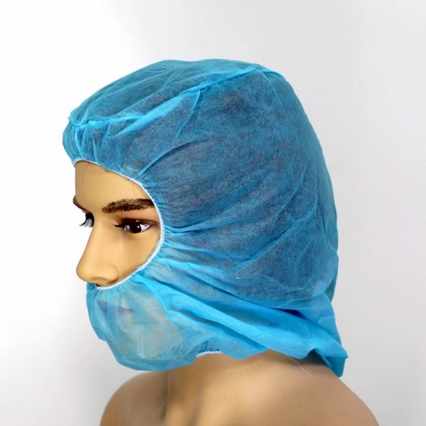 f6081c89f93 China Eco-Friendly Dust Proof Design Wholesale PP Material Disposable Astronaut  Cap - China Doctor′s Cap