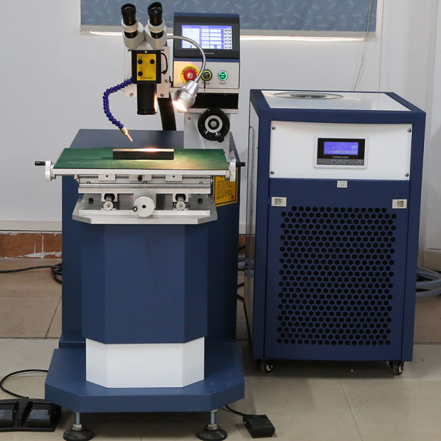 Factory Injeciton Large Mold Laser Welding Repairing Machine for Repair (200W) pictures & photos