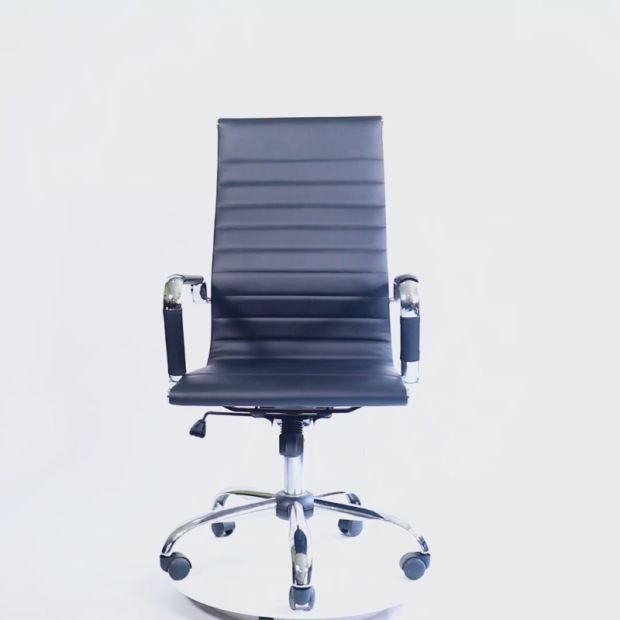 Ejecutivo de cuero Silla de oficina ergonómicas sillas muebles ...