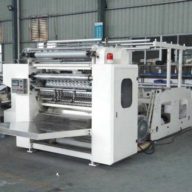 shopping stile squisito dove acquistare Cina V automatica che piega la macchina di fabbricazione di carta ...