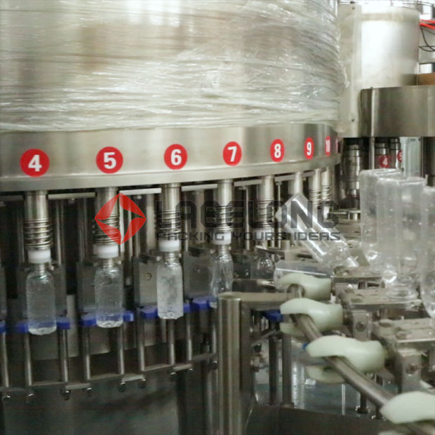 2019 Low Price Automatic Liquid Mineral /Spring /Drinking/ Pure Water Pet Bottle Line Plant Filling /Bottling/Packing Machine pictures & photos