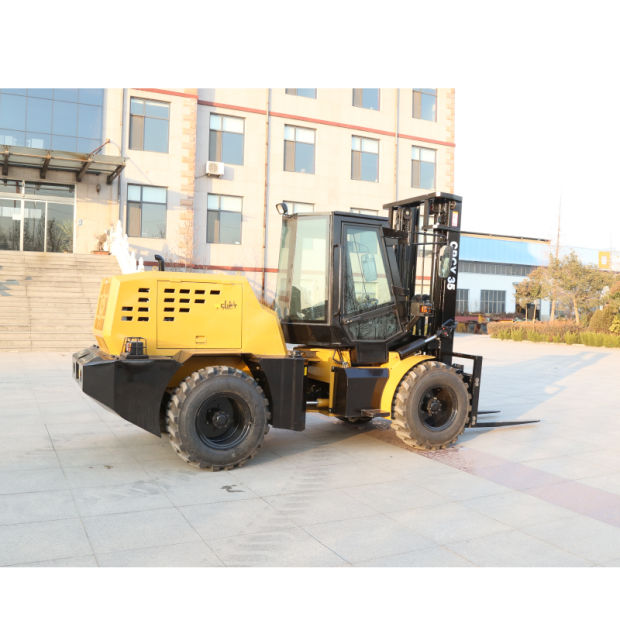 Xcpcy 50 All Terrain Forklift, Rough Terrain Forklift pictures & photos