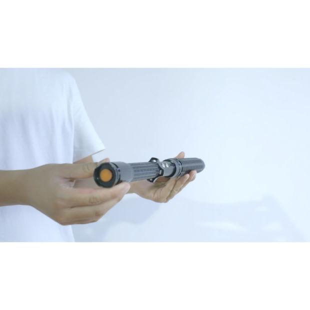 SALE NEW 60 million VOLT TORCH POLICE FLASHLIGHT LED  STUN ELECTRIC SHOCKER GUN
