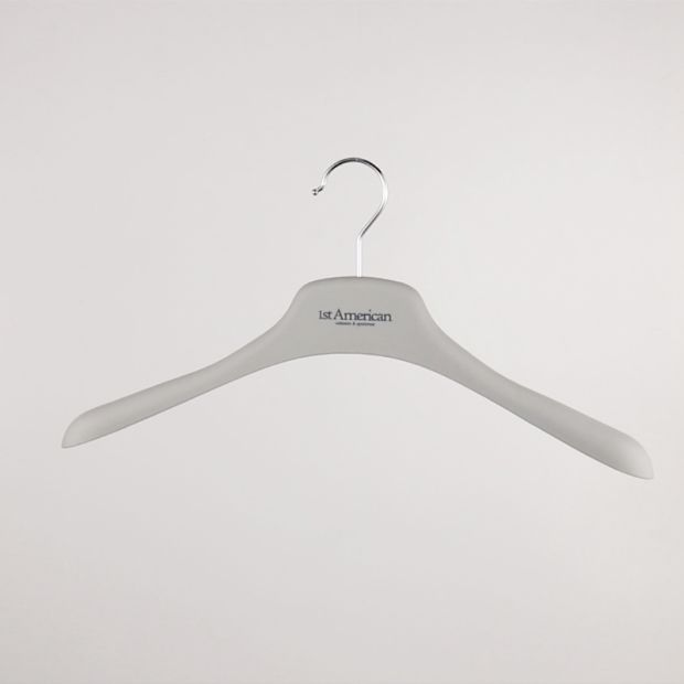 Personalized Brand Factory Cheap Plastic Top Sweaters Suits Hanger Custom pictures & photos