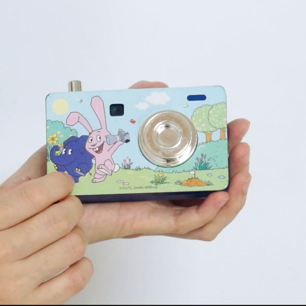 Fashion Design Digi Click Camera Film Toy with Picture Viewer Function for Promotion pictures & photos