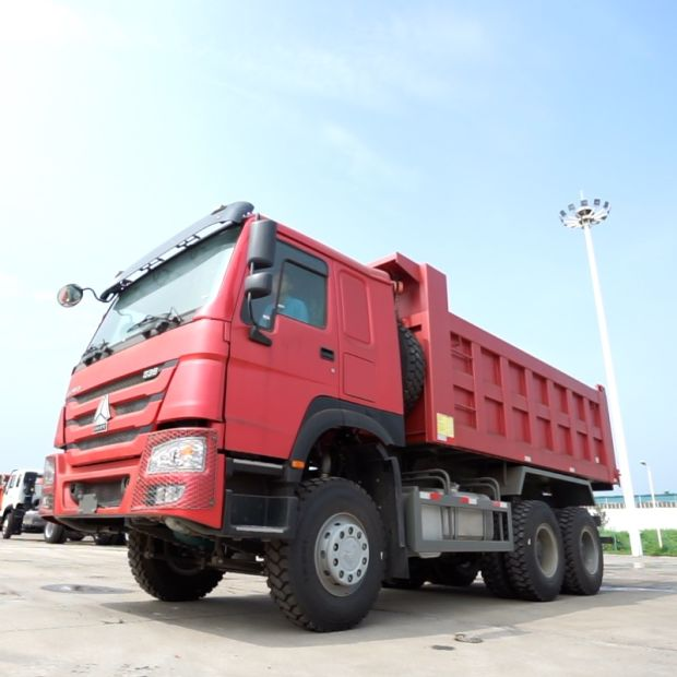 Ethiopia Truck Sinotruk HOWO 30 Tons 371 6X4 Brand New and Used Tipper Truck Dump Trucks pictures & photos