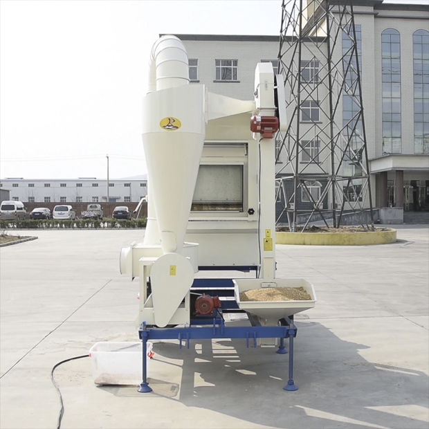 Bean Sesame Grain Seed Cleaning Machine pictures & photos