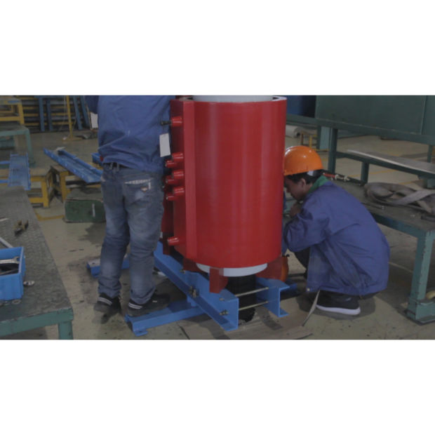 Epoxy Resin Cast 10kv 30-2500kVA 3 Phase Power Frequency Current Transformer Dyn11 Yyn0 pictures & photos