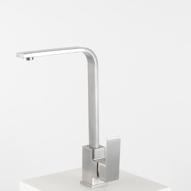 China Square Design Stainless Steel Kitchen Sink Faucet China