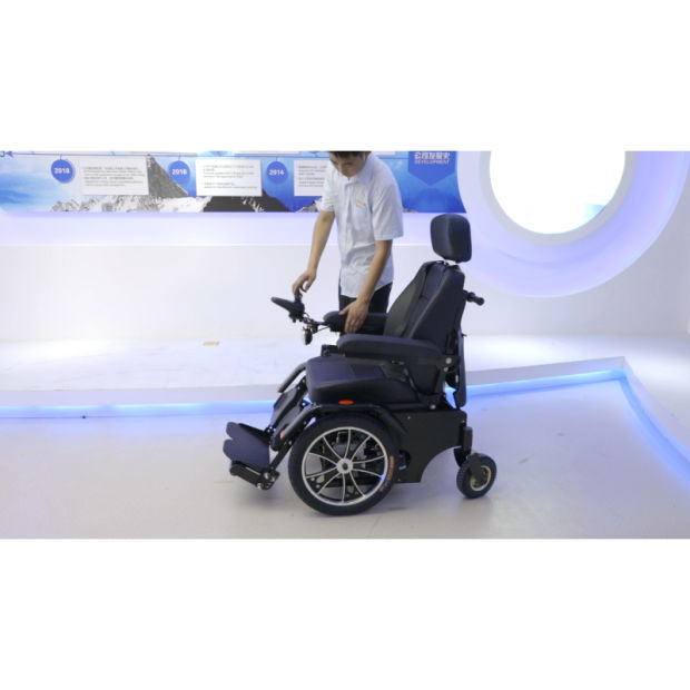 Lift up Seat Electric Wheelchair Stand up pictures & photos