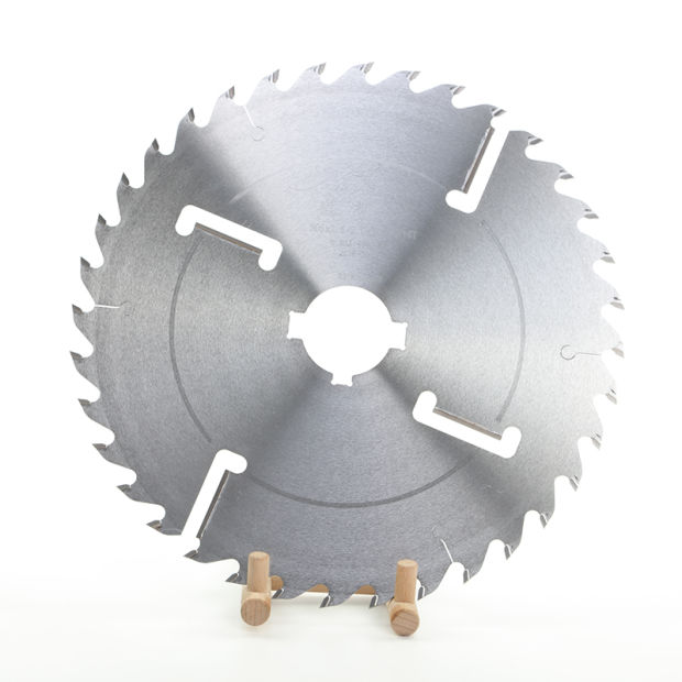 Tct Carbide Multi Ripping Circular Saw Blade with Rakers for Cutting Wood pictures & photos