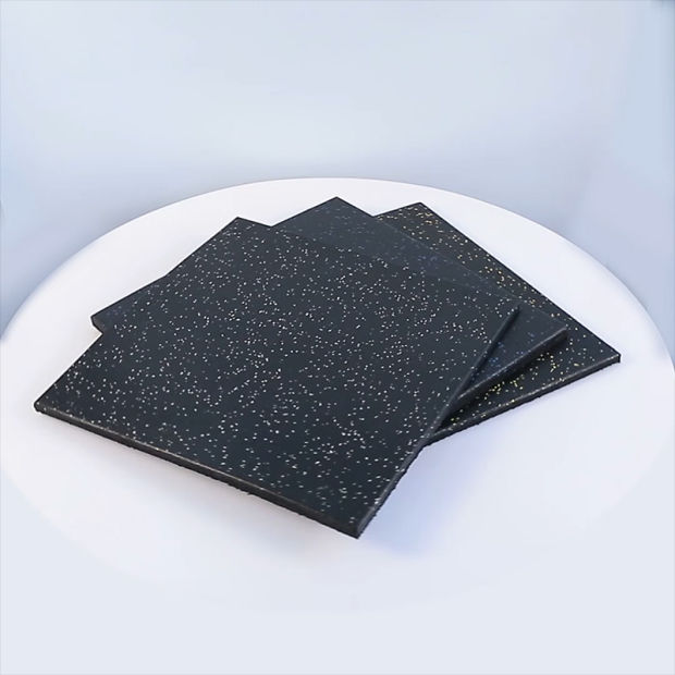 China Rubber Flooring Interlocking Foam Mats Marley Dance Floor