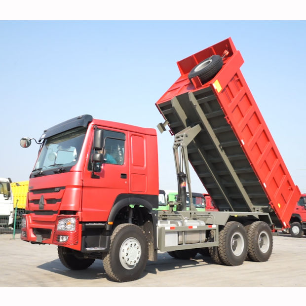HOWO Truck Hot Price Sinotruk 6X4 290-371HP Dumper/Tipper Truck/ Dump Truck for HOWO New and Used pictures & photos