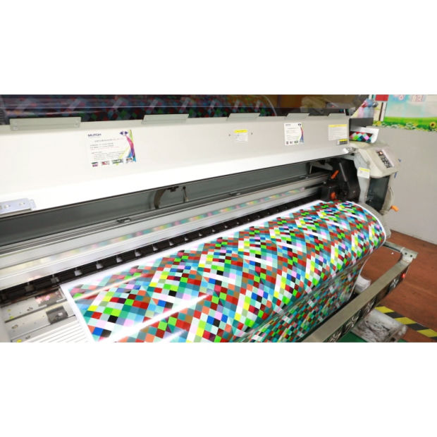 Outdoor Advertising Flex PVC Vinyl Banners with Printing Machine pictures & photos