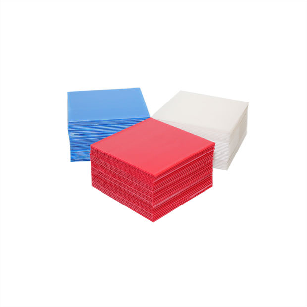 Colorful Hollow PP Sheet Corrugated Plastic Polycarbonate Sheet pictures & photos