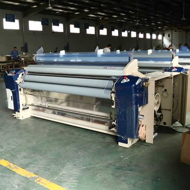 Textile Machine Weaving Machine Shuttleless Loom Water Jet Loom pictures & photos