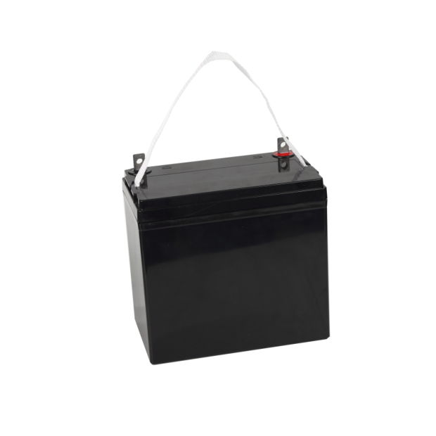 Hot Sale 12V 35ah Deep Cycle Solar Battery for Solar Systems pictures & photos