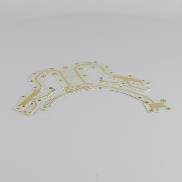 Pcbcarte Circuit Ac Aluminium Carte Imprimé Rond Ampoule Led En De bYf6gyvI7