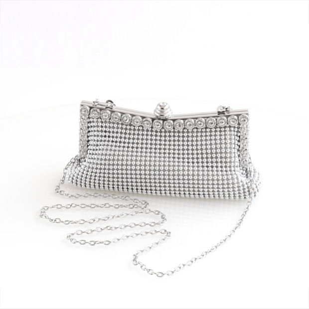 2545be8387 Fashion Crystal Lady Frame Purse Party Bag, Women Clutch Evening Bag  Promotional Wholesale