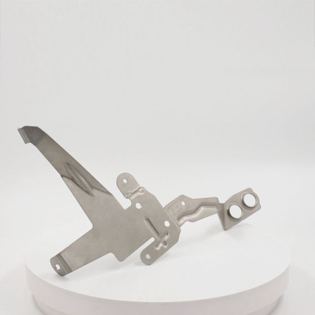 New Customized Precision Metal Stamping Parts of Car/Electronic/Appliances pictures & photos