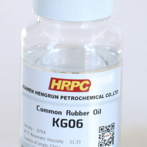 New Arrival Kg 06 Base Rubber Processing Oil