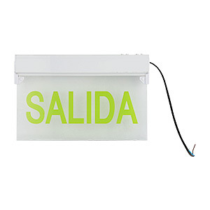 High Quality Ce Approved Exit Sign -China