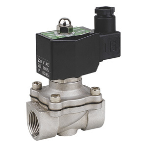 2wb-20 3/4inch Stainless Steel Electric Water Fluid Solenoid Valve