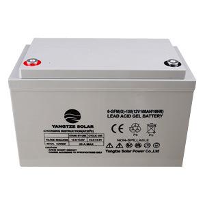 Famous Brand 12V 100ah Power Safe Battery Gel for Narada Battery