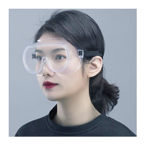 Wholesale Double Anti Fog Protective Eye Safety Glasses for Adult
