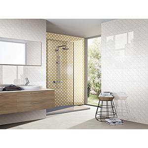 300X600mm Wall Tile, Kitchen Bathroom Tile, White Wall Tile (63003)