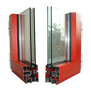 Asia Aluminum Group Prime Line Aluminum/Aluminium Window Profile with Different Series