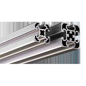 T Slot 4040 Series Industrial Aluminum Extrusion Profiles