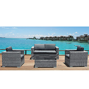 Specific Use and Rattan / Wicker Material Outdoor Patio Furniture