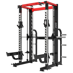 Realleader Professional Gym Fitness Equipmet Realleader Smith Machine with Power Rack