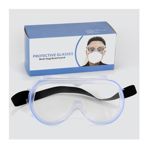 Dust-Proof Glasses Anti-Fog Lens Safety Goggles