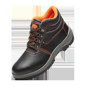 High Cut Steel Toe for Acid Alkali Resistance Work Shoe