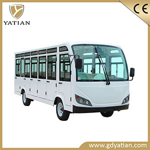 23 Passenger Classic Shuttle Electric Tourist Sightseeing Car