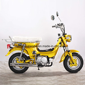 Zhenhua Charly Motorcycle EEC Euro4 110cc Elec Kick Start Disc