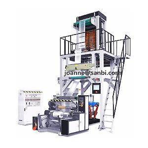 ABA Three Layers Biodegrade Film Blowing Machine