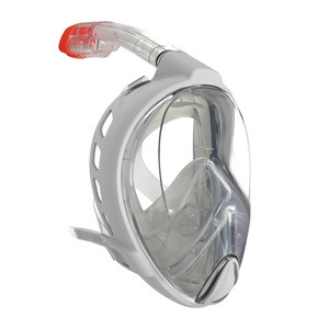 Hot Sale Clear View Liquid Silicone Diving Equipment Full Face Coverage Diving Mask